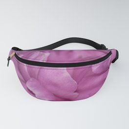 Pink peonie petals Fanny Pack