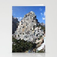 yosemite Stationery Cards featuring Yosemite by Catherine Gibbard