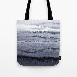 WITHIN THE TIDES - VELVET GREY Tote Bag