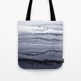 WITHIN THE TIDES - VELVET GREY Tote Bag