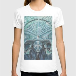 In Our Choice Lie Our Fate T-shirt