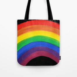 rainbow love (y) Tote Bag
