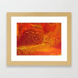 Dragon's Lair Framed Art Print