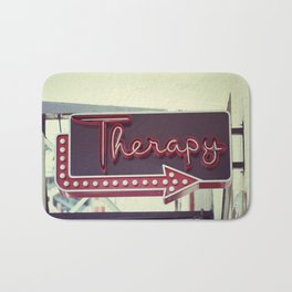 Therapy Bath Mat