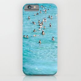 Cowded'n'Clear iPhone Case