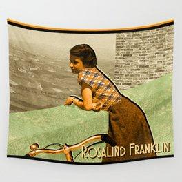 Rosalind Franklin Wall Tapestry
