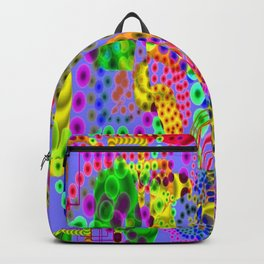 Coral Sea Life, from Mickeys Art And Design.Biz Backpack