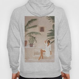 Graceful Resting II Hoody