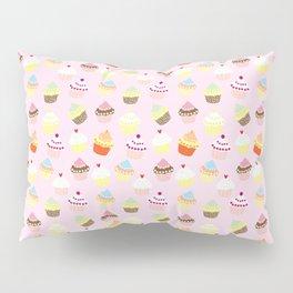 Cupcake Wonderland Pillow Sham