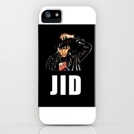 JID Rapper iPhone Case