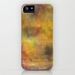 Not At All iPhone Case