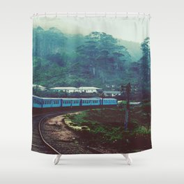 Sri Lanka Shower Curtain