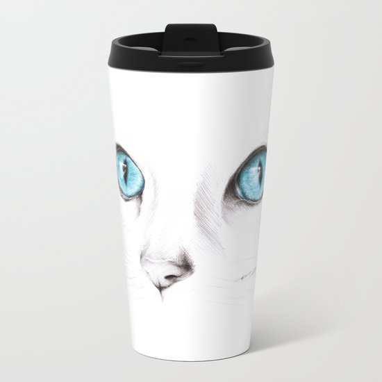 I see you Metal Travel Mug