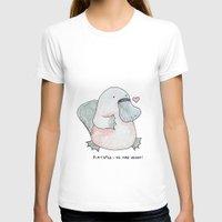 platypus T-shirts featuring Platypus by Daynasdoodleydoos