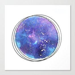 Whole Sky Canvas Print