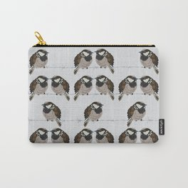 Little sparrows Carry-All Pouch
