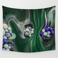 chemistry Wall Tapestries featuring Better Photography Through Chemistry VII by Katherine Ridgley