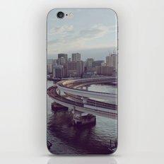 Tokyo Bay iPhone & iPod Skin