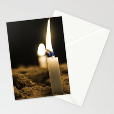 Candle in the Wind Stationery Cards
