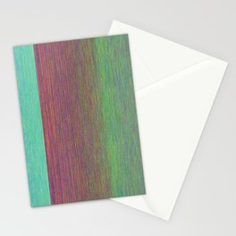 Minty, Pink, and Green Stationery Cards