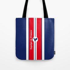 Equipe de France Tote Bag