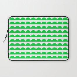 BREE ((true green)) Laptop Sleeve