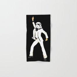 saturday night trooper _ star wars Hand & Bath Towel