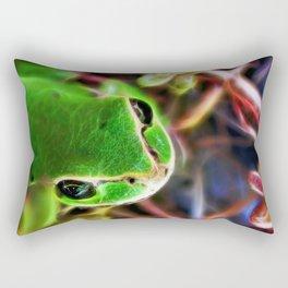 Frailty Rectangular Pillow