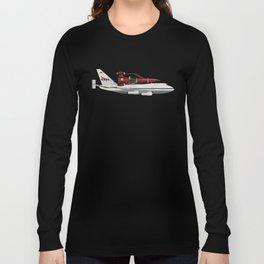 Thunderbird Carrier Long Sleeve T-shirt