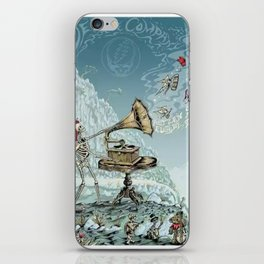 Dead and company iPhone Skin