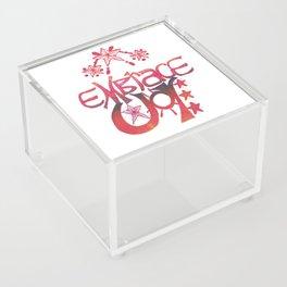Embrace JOY Acrylic Box
