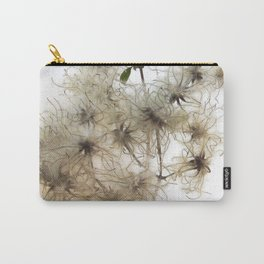 Florales · plant end 8 Carry-All Pouch
