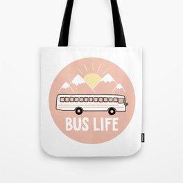 Bus Life Tote Bag