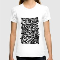 zebra T-shirts featuring zebra by junipat