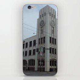 San Francisco Chronicle iPhone Skin