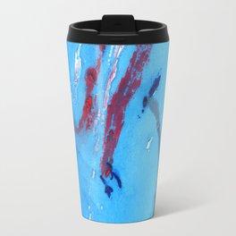 Celestial Dragon v Loch Ness Monster Travel Mug