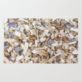 wood texture Rug