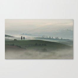 Dreamy Toscania Canvas Print
