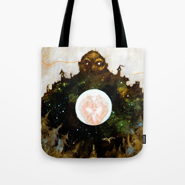 The Heartless Giant Tote Bag