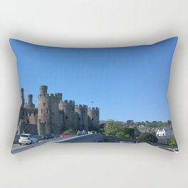 Conway (Conwy) Rectangular Pillow