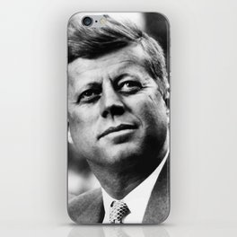 President John F. Kennedy iPhone Skin