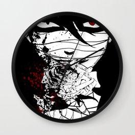 Zack Angels Of Death Wall Clock