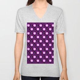 Pattern Design Unisex V-Neck