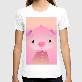 Pretty pig T-shirt