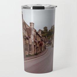 little quiet village Travel Mug