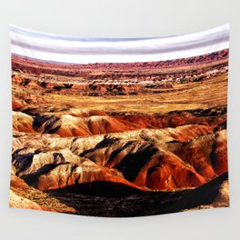 The Painted Desert Wall Tapestry