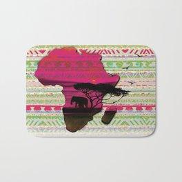 African Pride Bath Mat