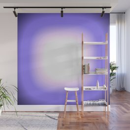 Periwinkle Blue  Wall Mural