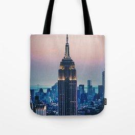 New York City Tote Bag