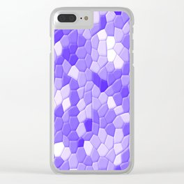 Loving Lavender..... Clear iPhone Case
